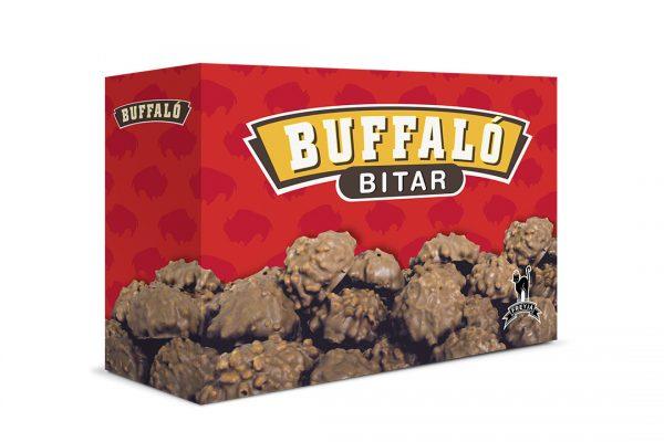 Buffaló bitar