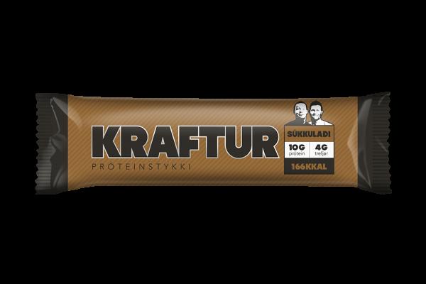 Kraftur Súkkulaði