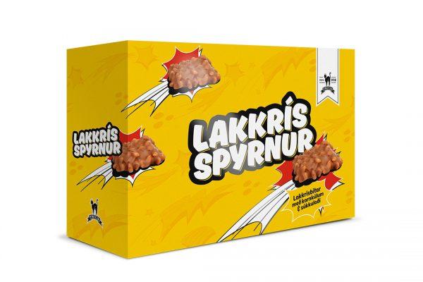 Lakkrís Spyrnur